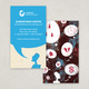 Counseling Business Card Template