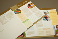 Community Youth Center Newsletter Template