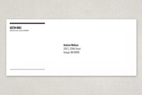 Modern Versatile Envelope Template