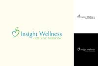 Wellness Center Logo Design Template