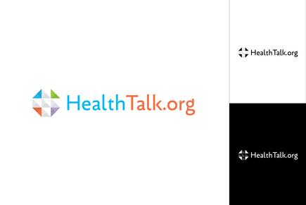 Healthcare Website Logo Design Template