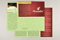 General Business Brochure Template