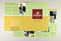General Business Newsletter Template