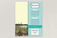 Nautical Bed and Breakfast Flyer Template