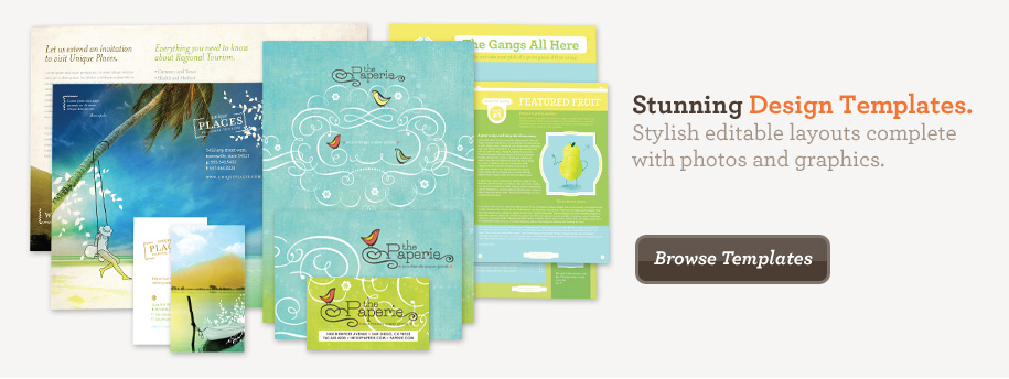 Stunning Design Templates