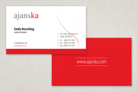 Universal Modern Business Card Template