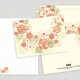 Spring Flowers Sale Postcard Template