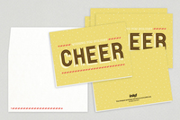 Universal Cheer Holiday Greeting Card Template