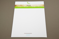 Feed Supplier Letterhead  Template