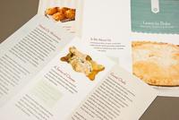 Baking School Brochure Template