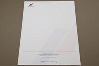 Upscale Automobile Company Letterhead Template