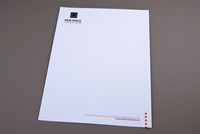 Interior Design Letterhead Template