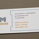 Digital Technology Business Card Template