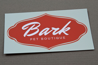 Pet Boutique Business Card Template