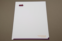 Dog Trainer Letterhead Template