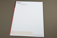 Wellness Center Letterhead Template