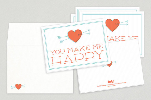 Sweet Sentiments Valentine's Day Cards