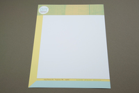 Do-It-Yourself Letterhead Template