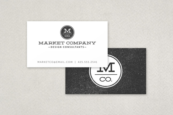 Versatile Modern Business Card Template