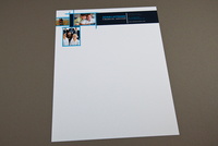 Financial Advisor Letterhead Template