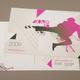Martial Arts Postcard Template