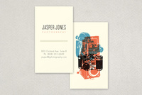 Classic Photographers Business Card Template