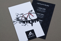 Bike Rental Business Card Template