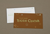 Community Youth Center Business Card Template