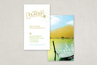 Tourism Business Card Template