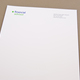 Versatile Financial Advisor Letterhead Template
