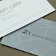 Elegant Skin Care Business Card Template