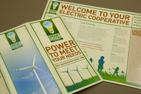 Utility Cooperative Brochure  Template