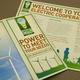 Utility Cooperative Brochure  Template