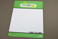 Financial & Banking Letterhead Template