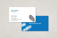 Identity Business Card Template