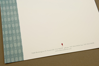 Classic Winery or Vineyard Letterhead Template