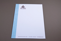 Independent Bookstore Letterhead Template