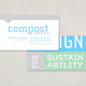 Sustainable Company Business Card Template