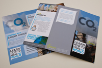 Future for Sustainability Brochure Template
