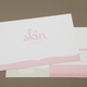 Pink Skin Care Postcard Template