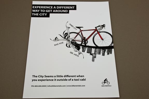 Bike Rental Flyer Template Inkd - Leasing flyer templates