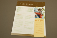 Community Youth Center Datasheet Template