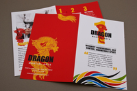 Martial Arts Academy Brochure Template