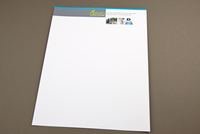 Future for Sustainability Letterhead Template