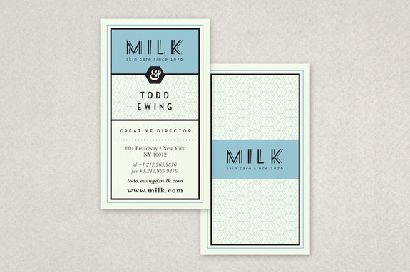 Blue custom skin care business card template inkd blue custom skin care business card template colourmoves