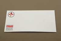 Plumbing Service Envelope  Template