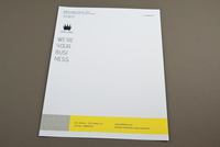 General Corporate Letterhead Template
