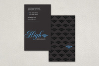 Elegant Pattern Business Card Template