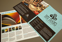 Independent Bookstore Newsletter Template