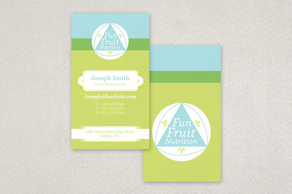 Bright nutritionist business card template inkd bright nutritionist business card template colourmoves